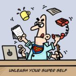Be A Superstar One Week Per Month